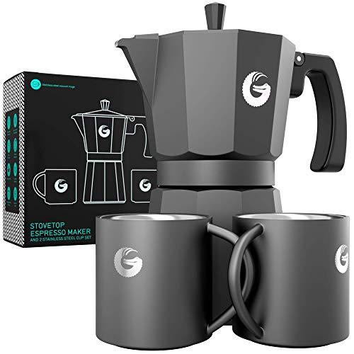 Coffee Gator Espresso Moka Pot