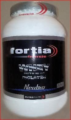 Whey Protein Isolated Fortia 1,8KG: Amazon.es: Salud y ...