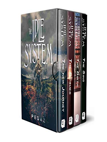 The Idle System (A LitRPG series) 1-4 Box Set