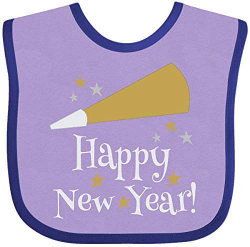 Inktastic - Happy New Year holiday Baby Bib 20813