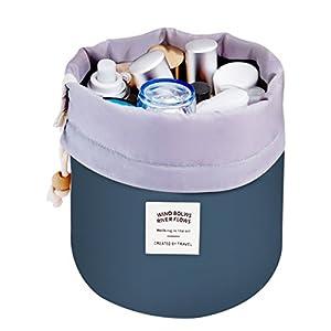 Beauty Shopping Travel Cosmetic Bags Make up Bag Organizer Men Women Hanging Toiletry Bags Wash Bags Large Capacity Drawstring Makeup…