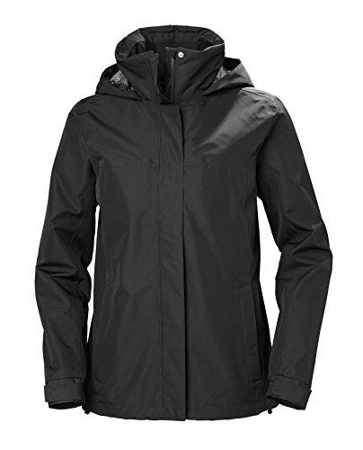 Helly Hansen Women's Aden Jacket, Black, Medium (Aden Jacket)