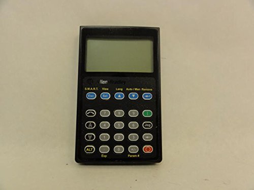 Keypad Lcd New (Allen Bradley 20-HIM-A3 PowerFlex Full Numeric LCD Keypad 12VDC 140mA ! NEW !)