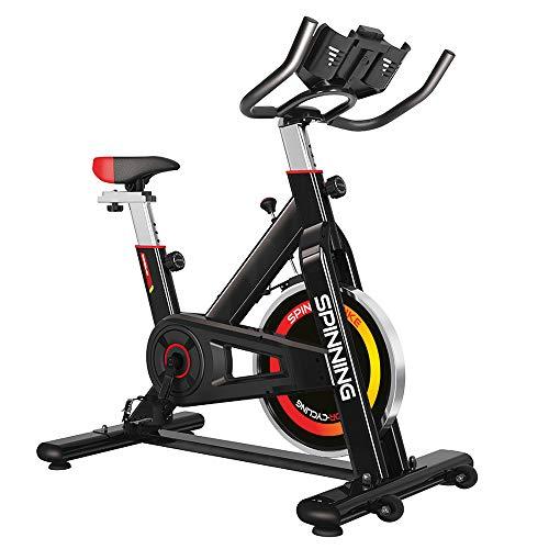 🥇 gridinlux. Bicicleta de Spinning. Pantalla LCD