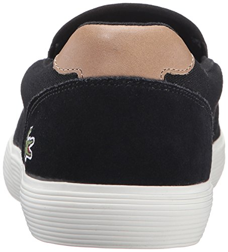 Lacoste Mens Jouer Slip-on Cam Mode Sneaker Svart