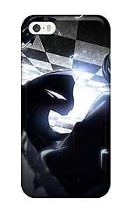 black rock shooter blue dead master anime Anime Pop Culture Hard Plastic iPhone 5/5s cases 4959691K226138550