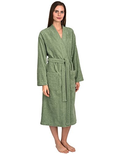 TowelSelections Women s Robe Turkish Cotton Terry Kimono for sale Delivered  anywhere in USA bb8d2cb1f