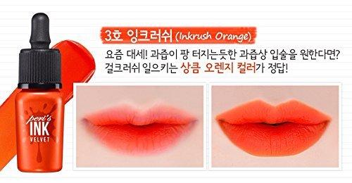 Peripera Peri's Ink Velvet #3 Incrush Orange