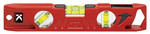 (Kapro 923-10-10 Cast Aluminum Toolbox Level with Plumb Site, 10-Inch)