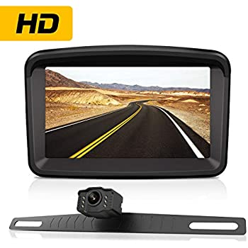 Amazon Com Wireless Backup Camera Kit With Digital Signal
