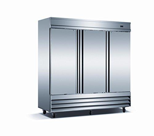 commercial 3 door freezer - 3
