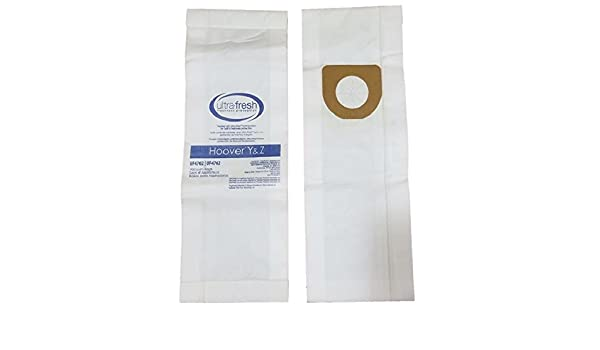 51 Hoover Type Y Windtunnel Tempo Upright Microfiltration Vacuum Bags Hoover Z