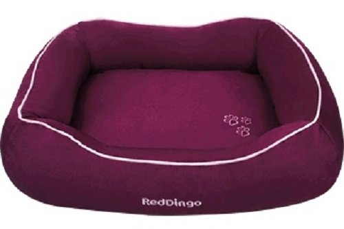 Red Dingo Pet Donut Bed, X-Large, Purple For Sale