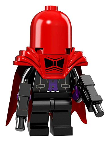DC LEGO Batman Movie Red Hood Minifigure [Loose] (Batman The Red Hood compare prices)
