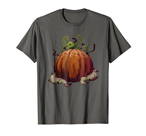 Cinderella Cthulu Pumpkin - Halloween Shirt! -