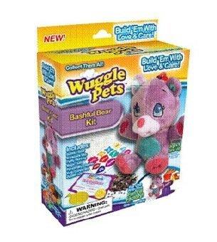 Wuggle Pet As Seen On TV Bashful Bear (Seen Tv Toys)