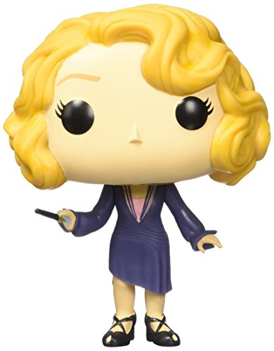 Funko Queenie Goldstein Figura de Vinilo, coleccion de Pop, seria Fantastic Beasts (10409)