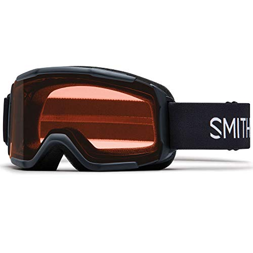 Smith Optics Unisex Daredevil Goggle (Youth Fit) Black Frame/Rc36 Lens One Size