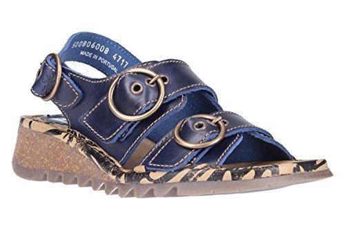 FLY LONDON Sandalia P500806008 Azul marino