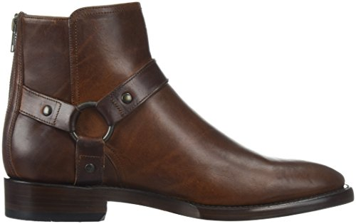 Frye Mens Weston Harness Boot 87129-cognac