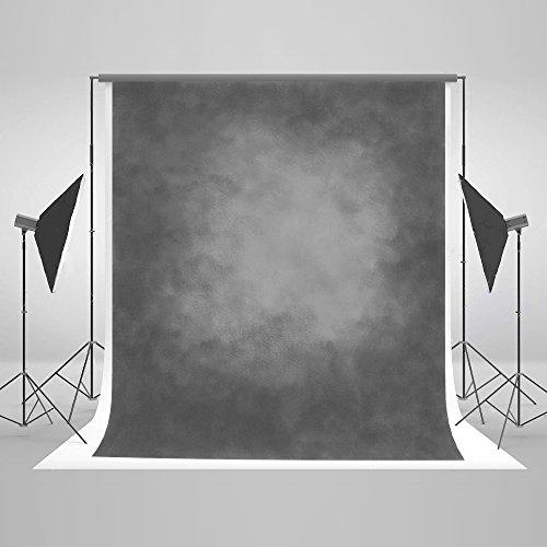 Kate 5x7ft Photography Background Portrait Backdrop Grey Abstract Photo Backdrop Photography Background