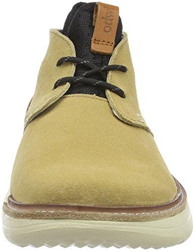 ohw? Grindal - Zapatos Hombre Marrón - Braun (Sand)