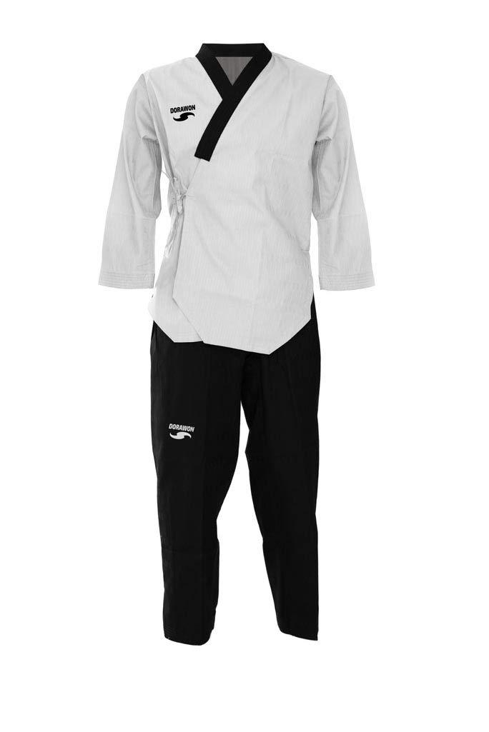 Dorawon Dan Col Y Dobok Uniforme Taekwondo Homme DORZT|#Dorawon Z20Z2Dan me675