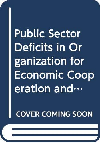 Public Sector Deficits in Organization for Economic Cooperation and Development Countries