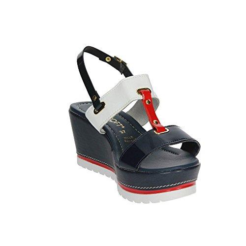 Cinzia Soft IAS939405 001 Sandal Damen Blau/Weiss