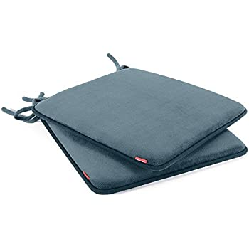 Amazon Com Shinnwa Dining Chair Pads 2 Pack Non Slip