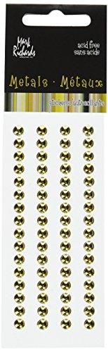 Gold Metal Embellishments - 8