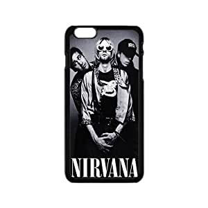 Nirvana fashion durable Cell Phone Case for Iphone 6 by mcsharks