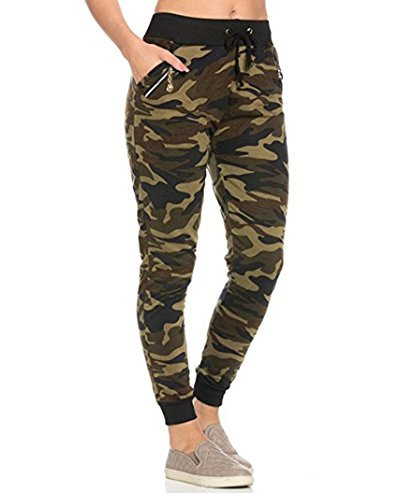 Excellent REWASH Camo Womens Rayon Pants 293601946 | Pants + Joggers