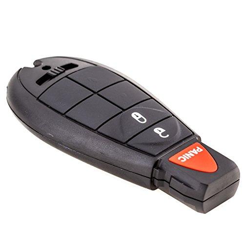 BestKeys Keyless Entry Remote Fobik Key Compatible with 2008-2012 Grand Caravan