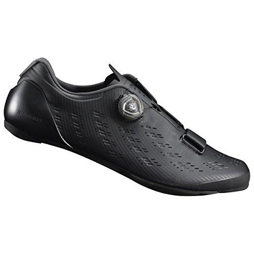 Shimano Chaussures De Route Rp9 Sh-rp901sl Noir Taille 45.5 (chaussures De Route))