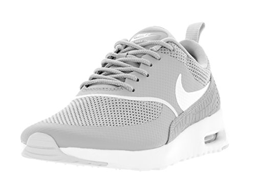 separation shoes 8df3c 3c386 NIKE Air Max Thea WMNS Women s Sneaker Gray 599409 021  Amazon.co.uk  Shoes    Bags