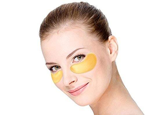 Amazon.com: Genuva 30 pares de máscaras de ojos de colágeno ...