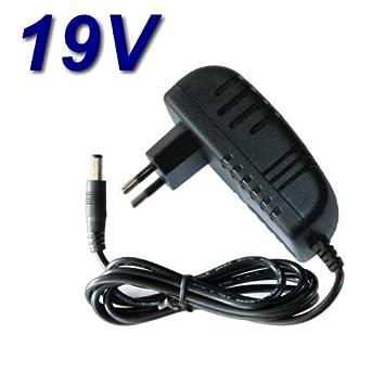 Cargador de 19 V para Pantalla LG 22MP55 22MP55HQ-P 22MP55H ...