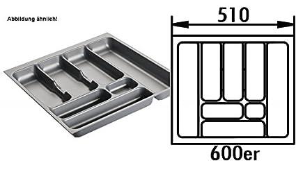 Naber 5 - Organizador de cubiertos, 510 x 480 mm, ancho de ...