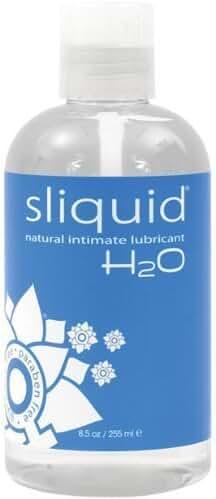 Sliquid H20 Intimate Lube Glycerine & Paraben Free - 8.5 oz Bottle by Sliquid, LLC