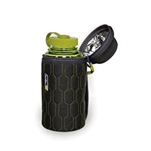 Nalgene Bottle Carrier Insulated for 32 Oz bottles, Gray