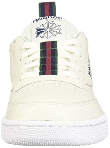 Lifter collegiate Green Club Uomo white Chalk dark Navy Memt Reebok Legacy red TYAwc5