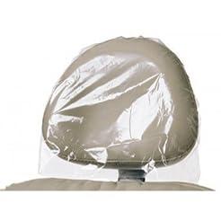 3D Dental PL-HRLG Headrest Cover, Poly, ...