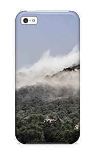 Iphone Cover Case - Mountain Landscape Protective Case Compatibel With Iphone 5c