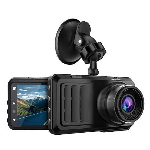 Caferria Dash Cam 1296P FHD Dashboard Car Camera DVR Driving Recorder 3