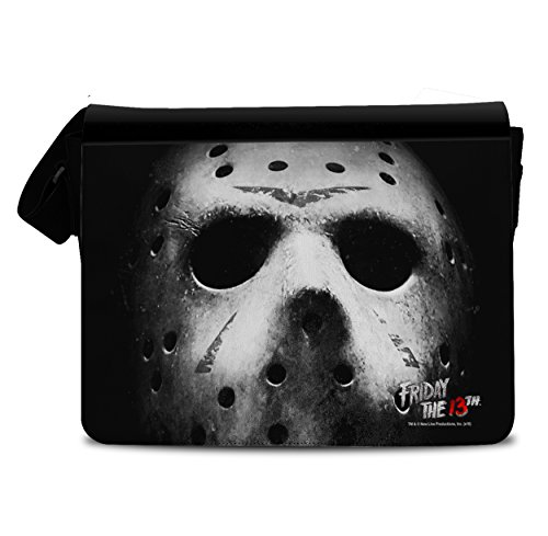 Licenza Ufficiale Friday The 13th Borsa Messaggero, Borsa Tracolla