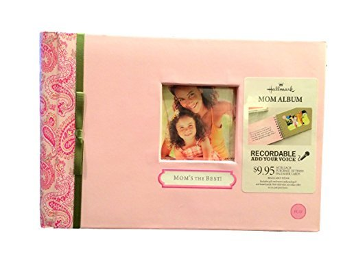 Hallmark Recordable Message Photo Album for Mom ()