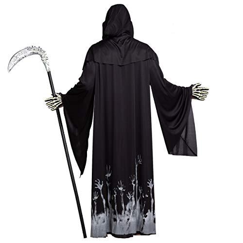 Spooktacular Creations Grim Reaper Scary Skeleton Halloween