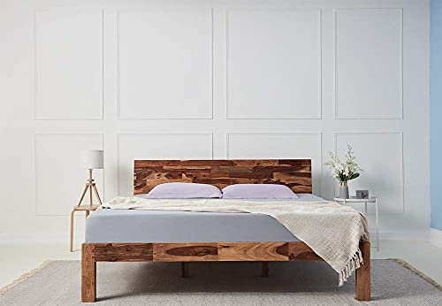 Wakefit Foam Spring 6 Inch Single Size Mattress  72x30x6 Inches, Medium Firm, White