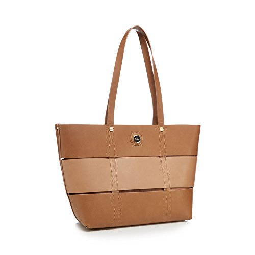Bag The Collection Detail Tan The Collection Panel Womens Womens Shopper qzx5Hg1w5